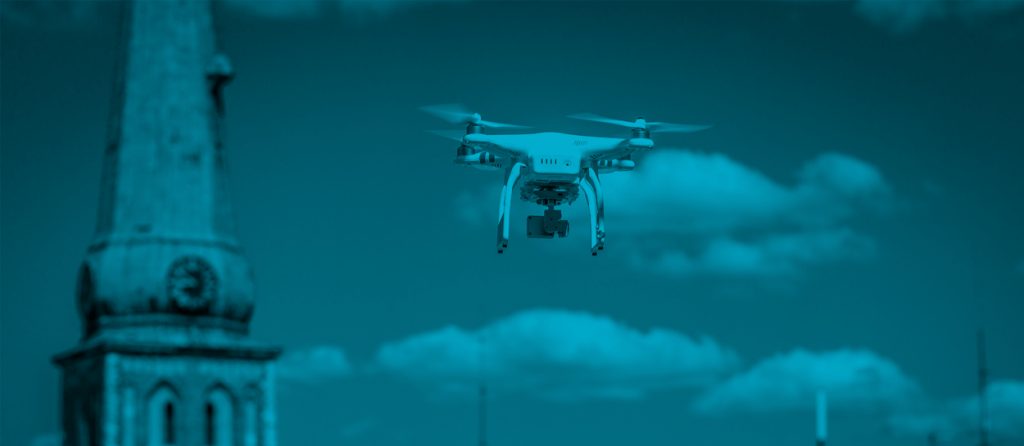Using drone-based video for insurance and infrastructure