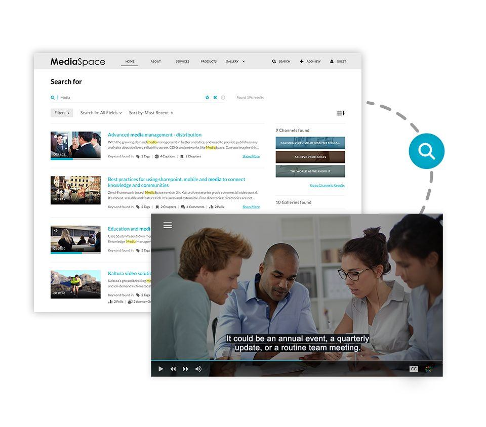 Video Search and Discovery