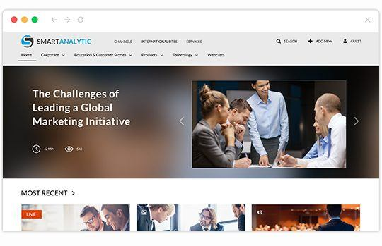 Kaltura MediaSpace Video Portal