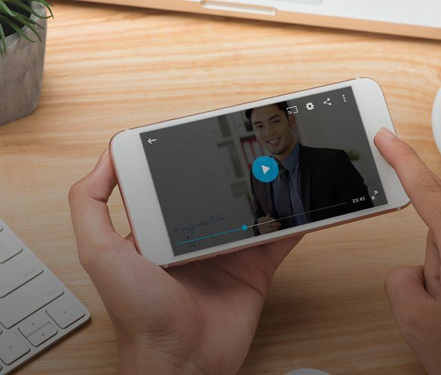 Video Solutions for Make Your First Impression Amazing