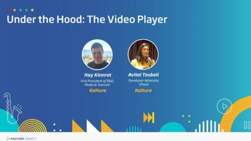Under the Hood- Video Player