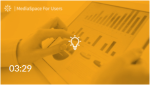 how to find your analytics in Kaltura MediaSpace