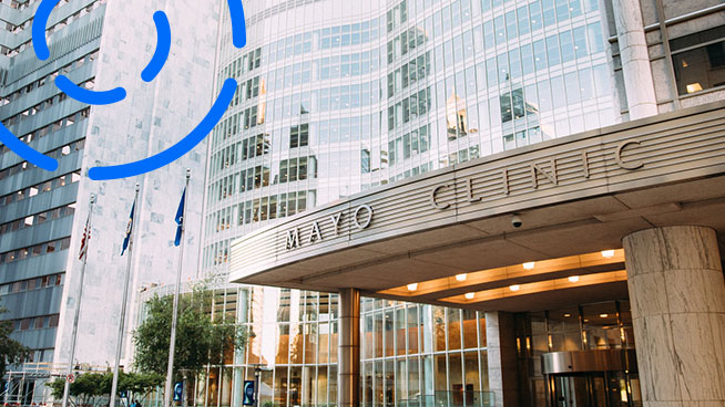 'Everything Video' Virtual Event Mayo Clinic header image