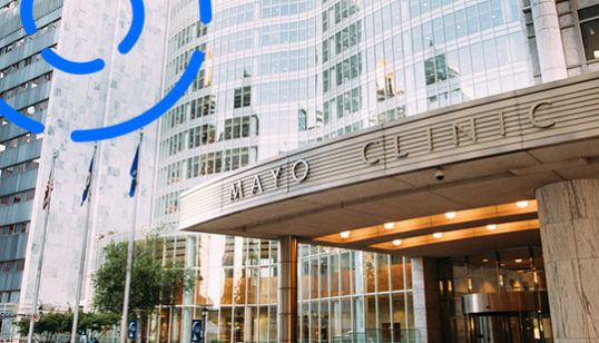 'Everything Video' Virtual Event Mayo Clinic lobby image
