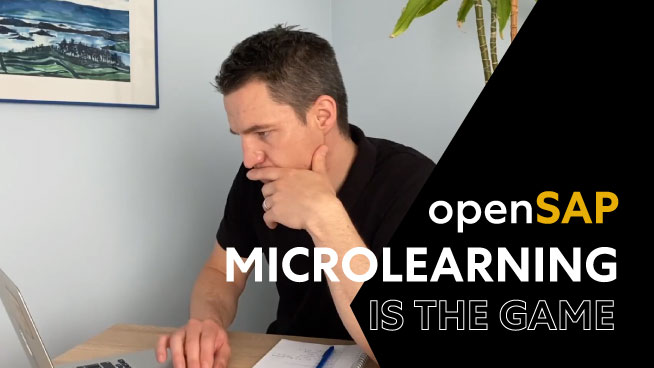 SAP Microlearning