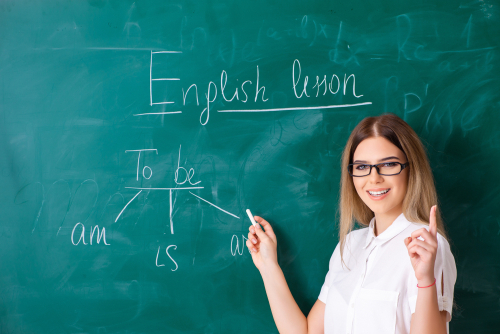 What do you need to teach English online