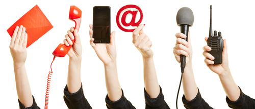 Types of Corporate Communications