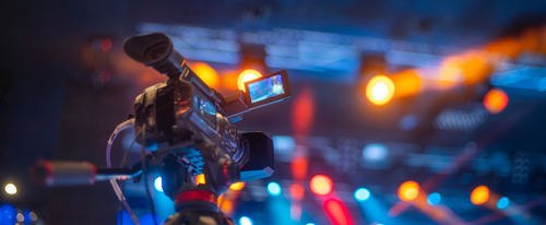 Live Streaming Equipment